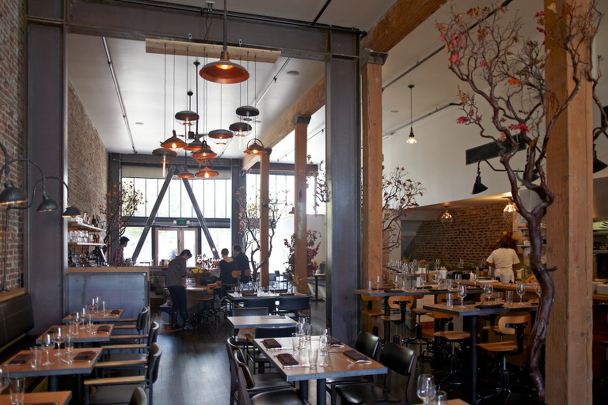 aq unveils new tasting menu with autumn decor - eater sf