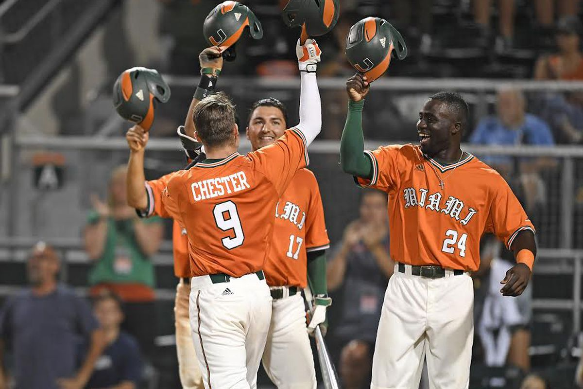 Canes Baseball is 2 games from Omaha after advancing to Super Regionals
