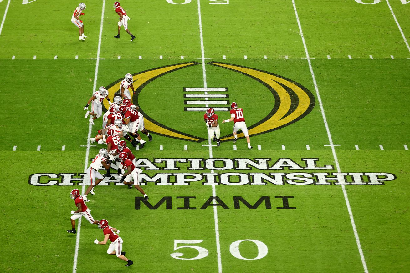 Latest College Football Playoff proposal is still not perfect