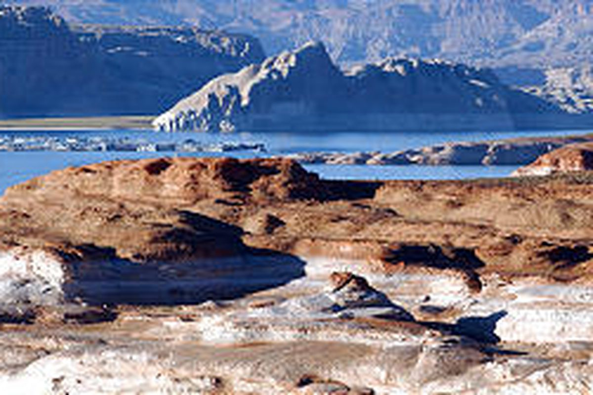 """Even though Lake Powell is 130 feet below """"full-pool,"""" it's the lack of visitors that's forcing the closure."""