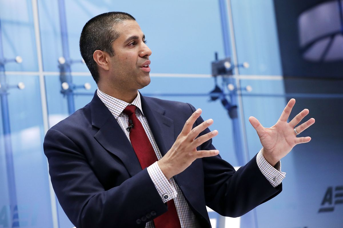 The FCC's Gen X Republican chairman loves nerdy Hollywood references