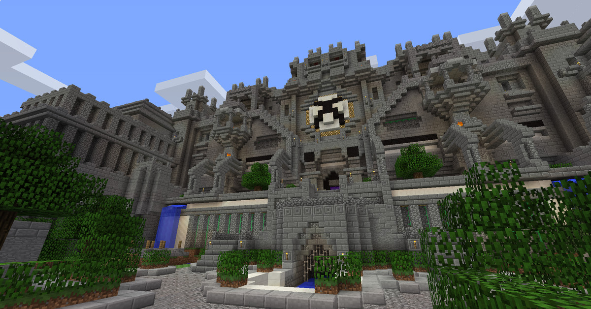 Minecraft Will Require A Microsoft Account To Play In 2021 The Verge
