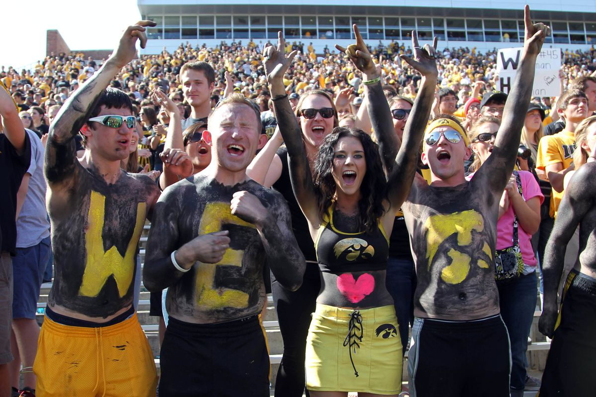 Not alive for Iowa's last Rose Bowl appearance
