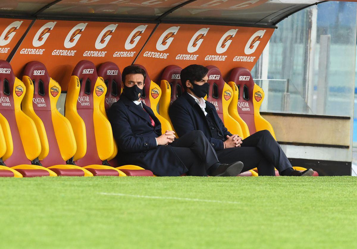 AS Roma v Bologna FC - Serie A