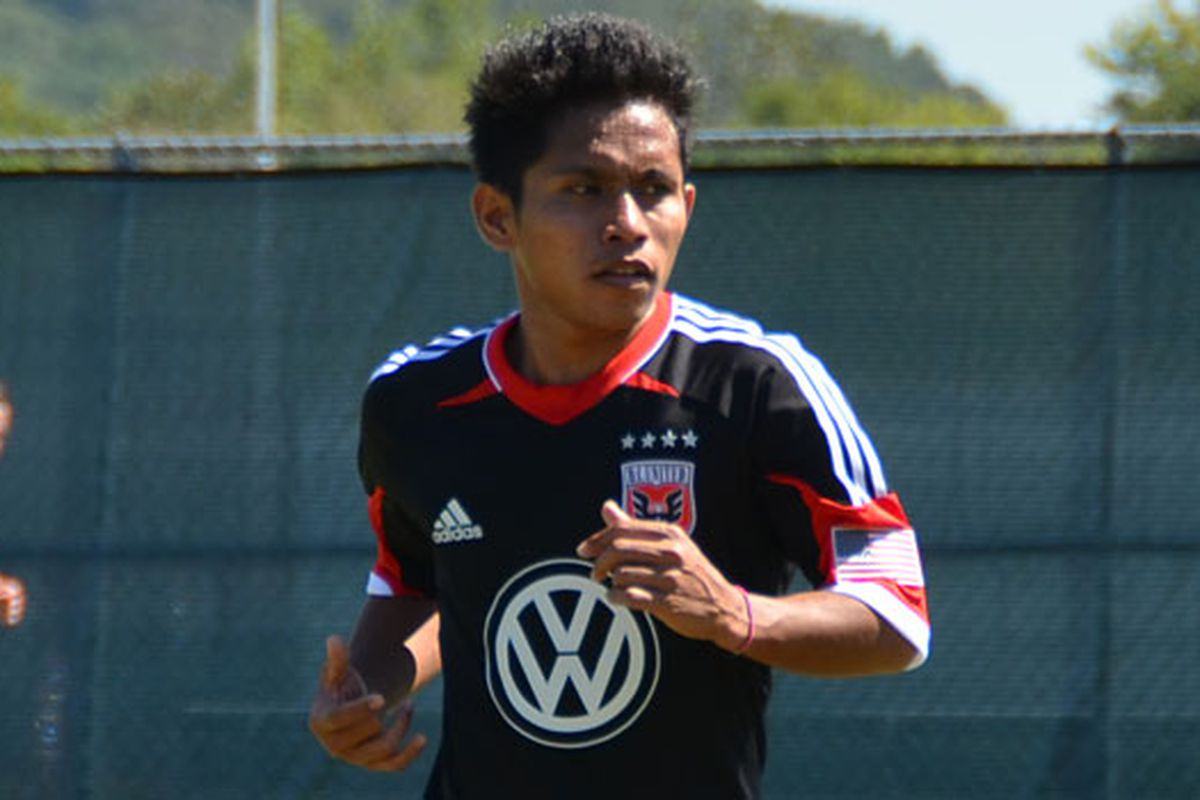 Will Andik Vermansyah be back with the D.C. United U-23 team?