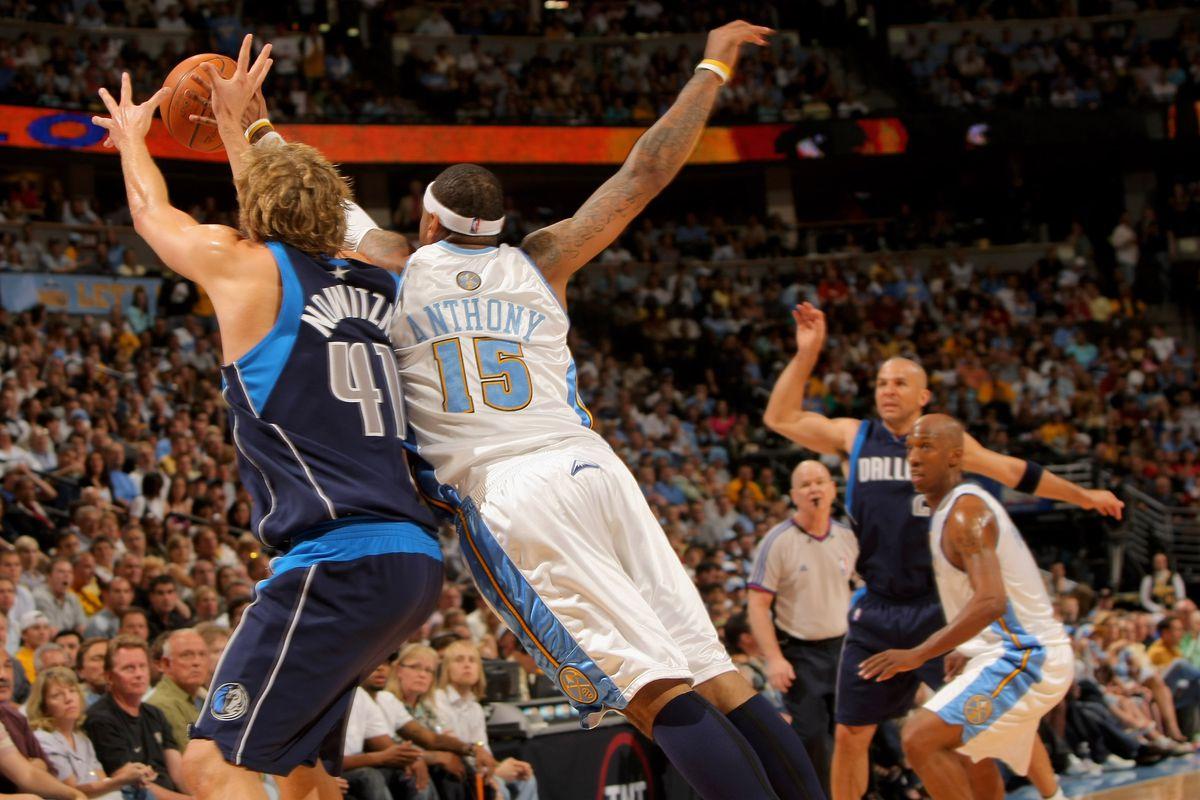 Dallas Mavericks v Denver Nuggets, Game 5