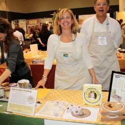 Kari's Malva Pudding from Aptos, CA is an under-exposed delight.