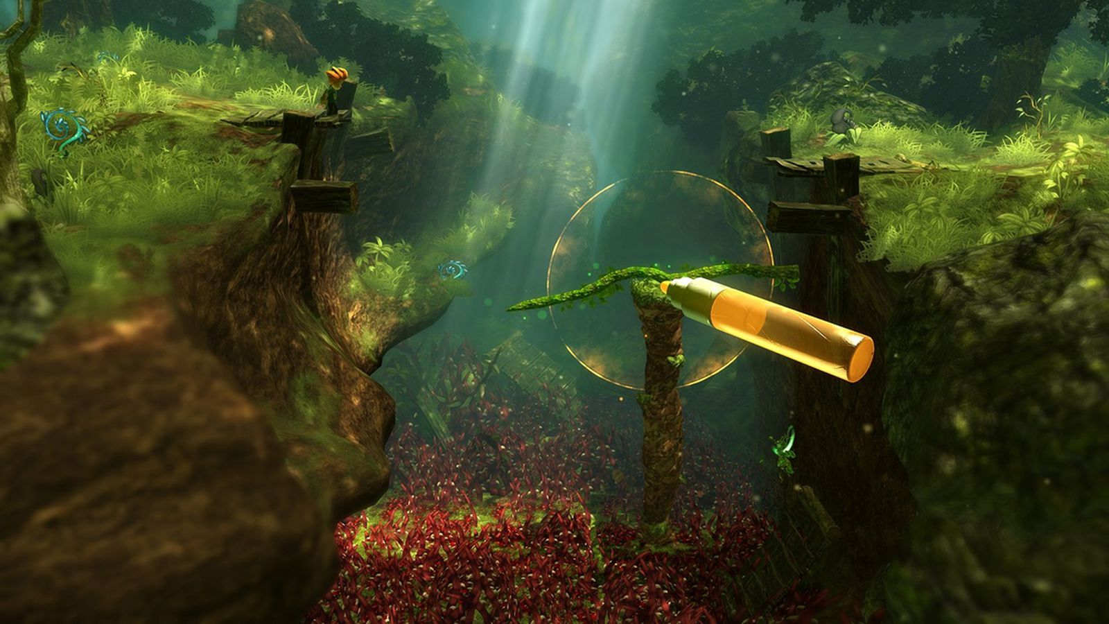 Max The Curse Of Brotherhood Launches For Pc Xbox 360