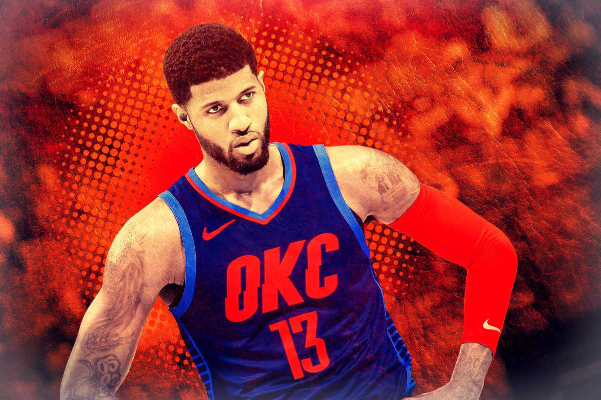 Paul George: Maybe Staying In OKC Was The Right Decision For Paul