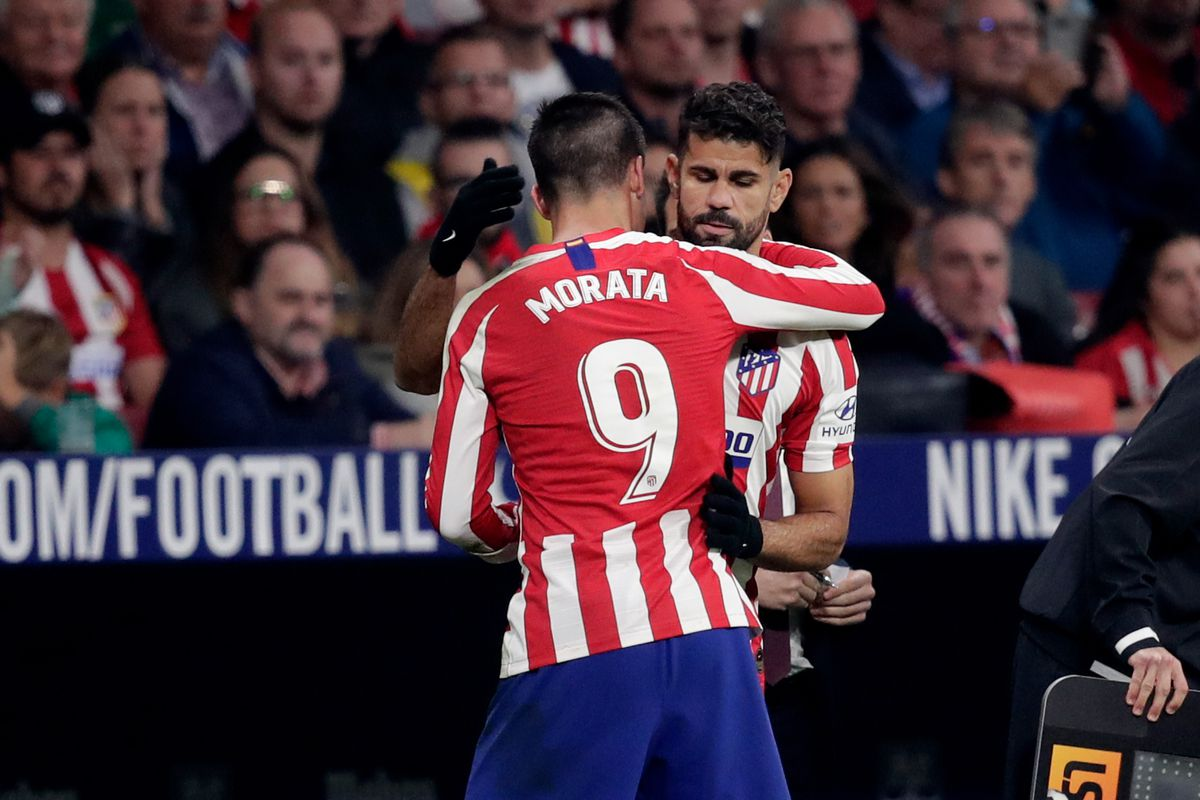 Atletico Madrid v Athletic de Bilbao - La Liga Santander