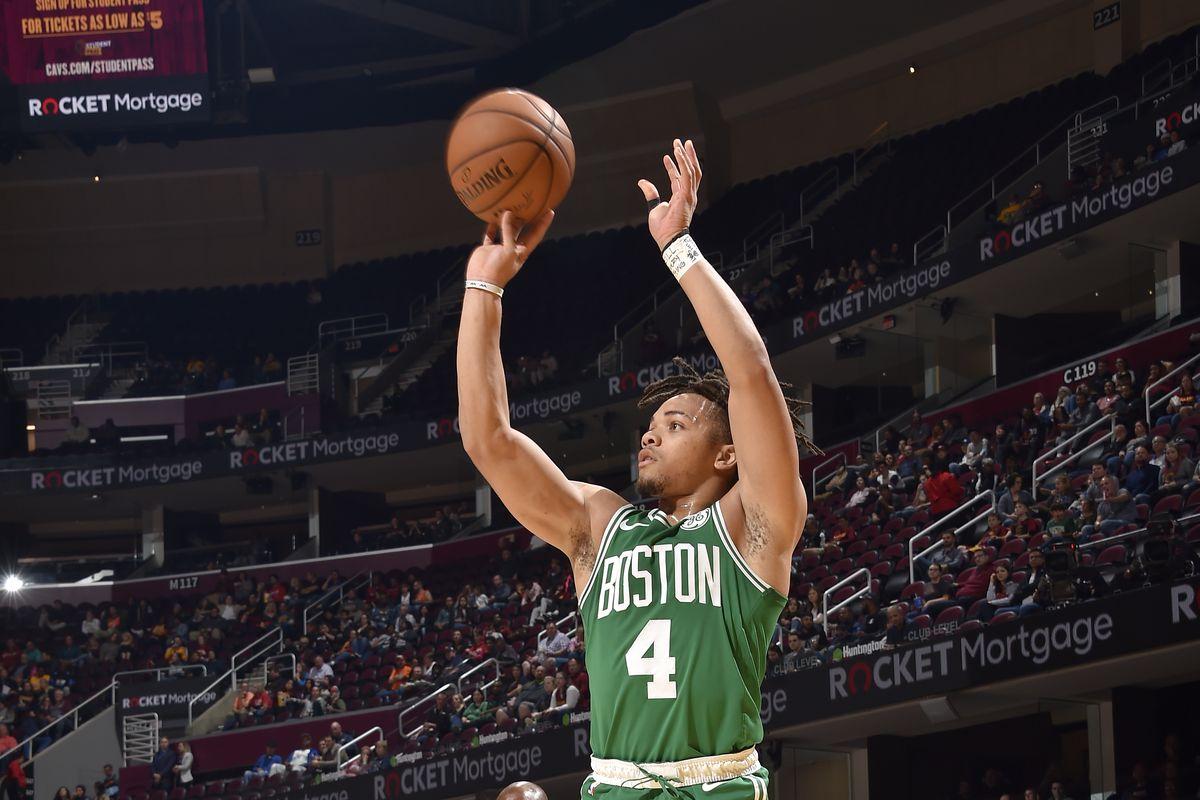 Boston Celtics v Cleveland Cavaliers