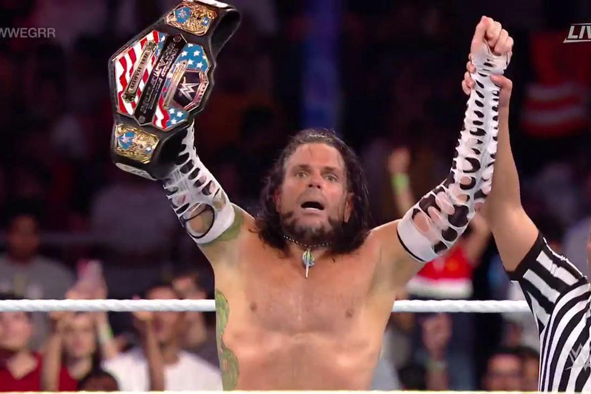 Greatest Royal Rumble Results Jeff Hardy Retains Us Championship