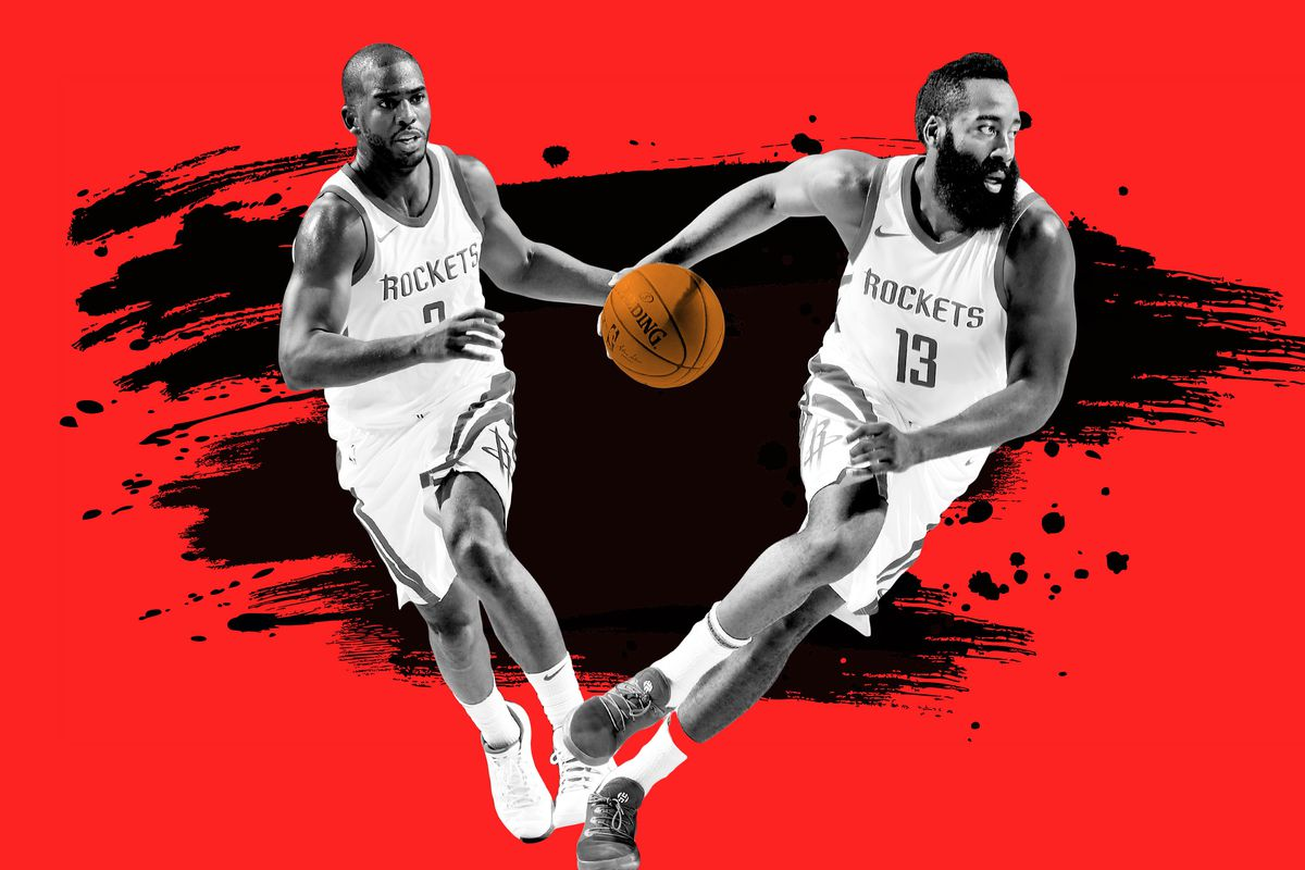 62db39ef602 Getty Images/Ringer illustration. With Chris Paul joining James Harden ...