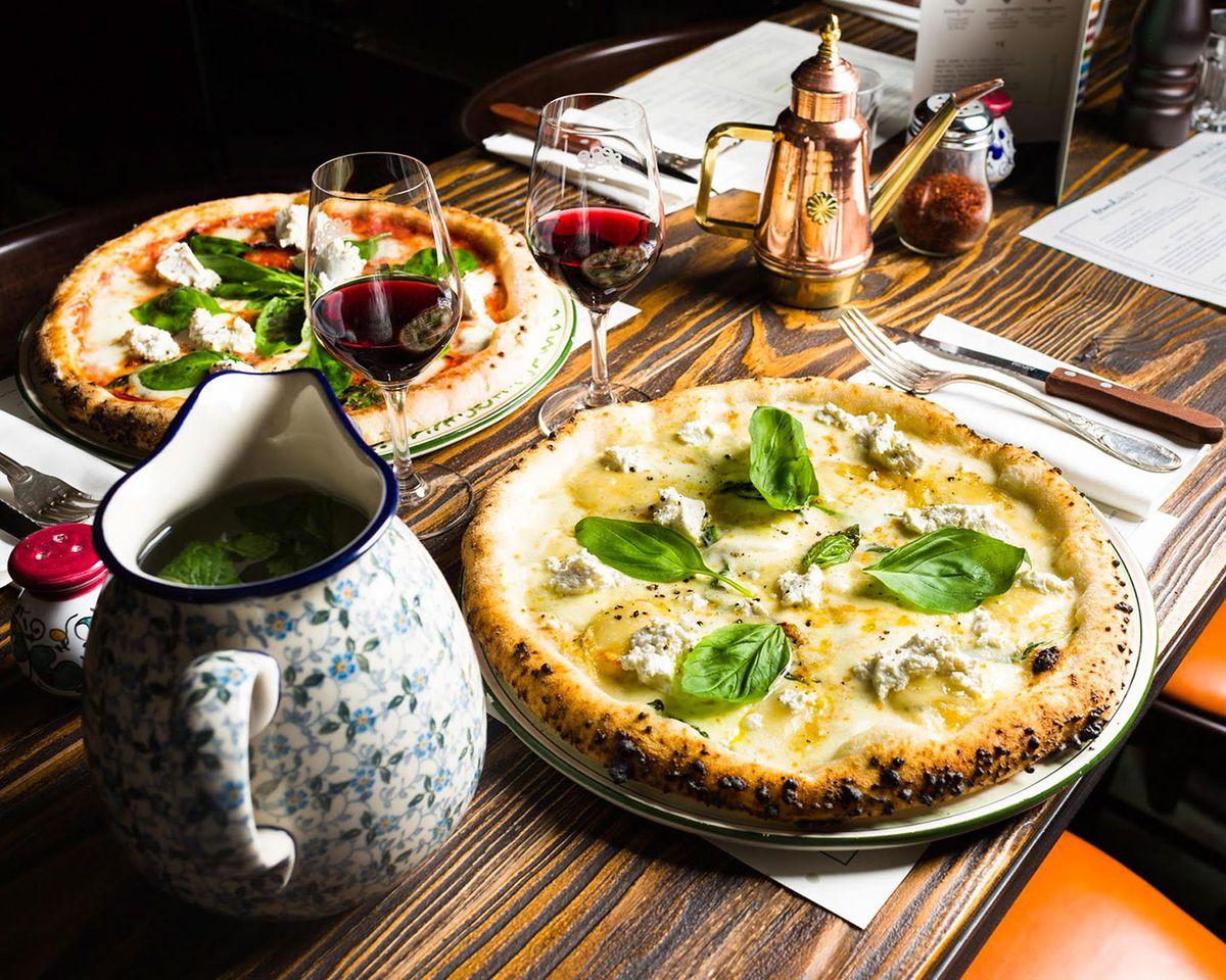 Big Mamma's Italian pizza will land in Fitzrovia, London via Paris