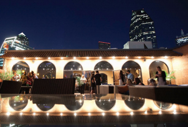 Dallas S Oldest Tex Mex Restaurant Is Also A Pretty Nice Wedding Venue Thanks To Cool Rooftop Deck That Boasts Skyline Views Plus Your Guests Will No