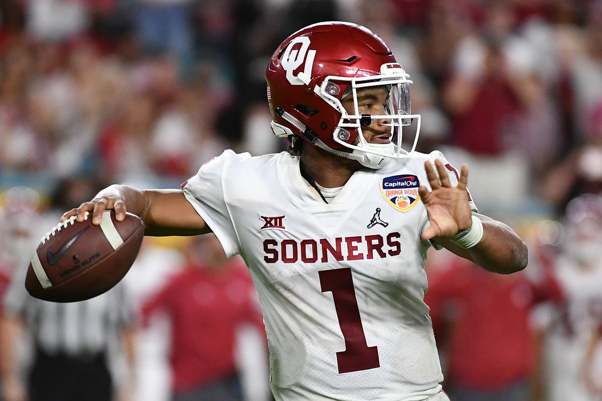 huge discount 6fe39 306a4 Kyler Murray May Have Just Electrified a Boring NFL Draft ...