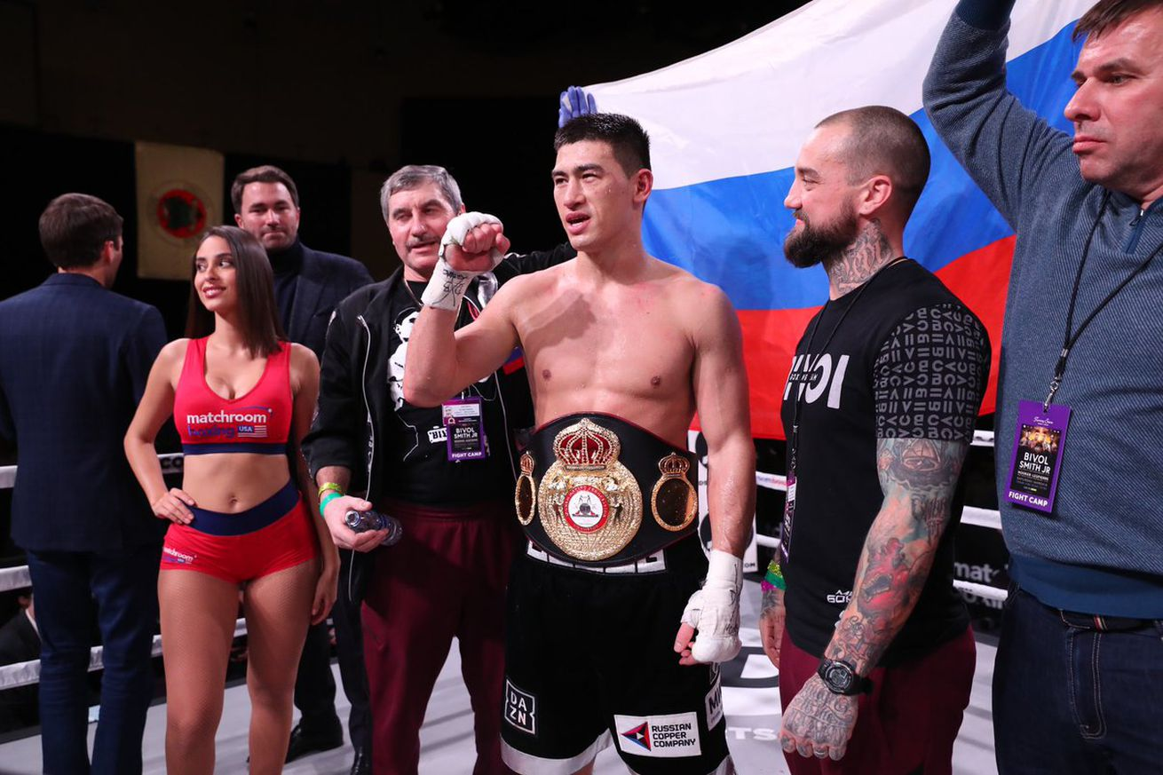D1ReoIaWoAIRyeg.0 - Bivol has limited options at 175, but willing to take risks
