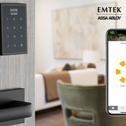 EMTEk Touchscreen Deadbolt Smart Lock