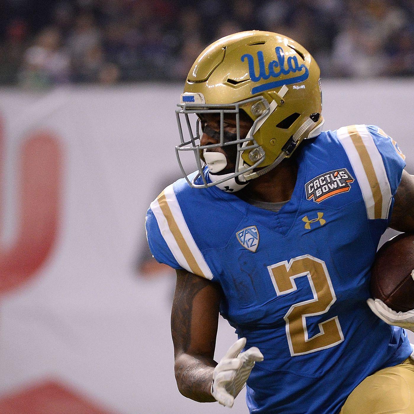 UCLA Football: WR Jordan Lasley Declares for the NFL Draft ...