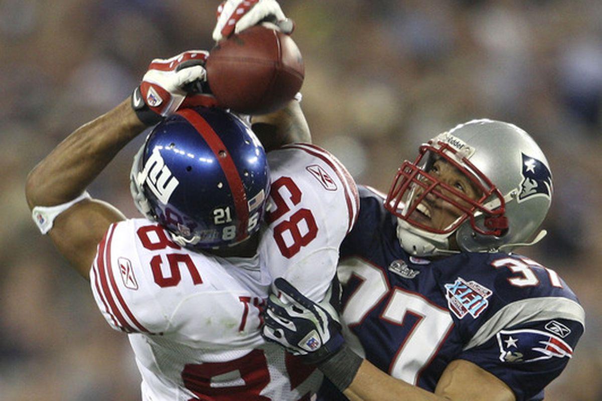 Super Bowl: New York Giants' super memories 2008 championship