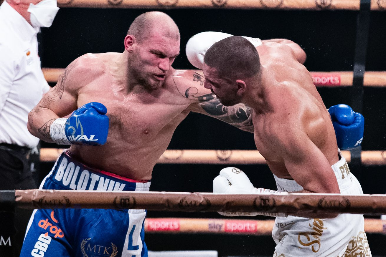 Bolotniks 5.0 - Five unexpected names who made boxing fun in a strange 2020