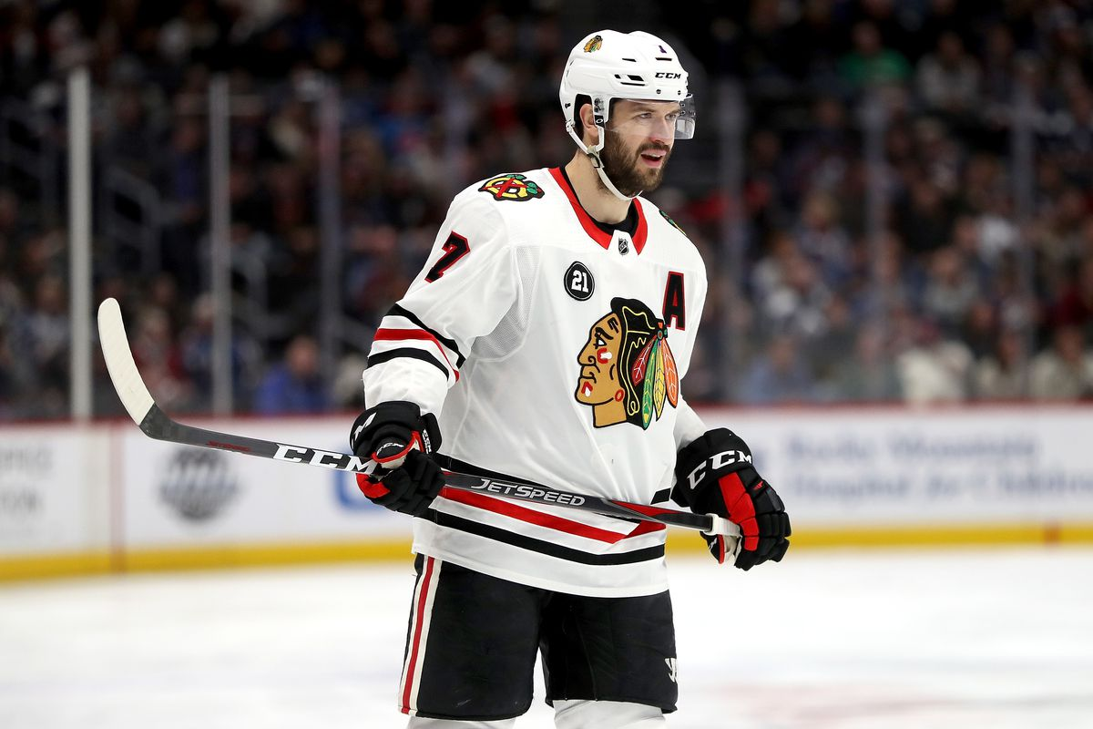 2019 NHL draft: Blackhawks tried to trade Brent Seabrook to Canucks
