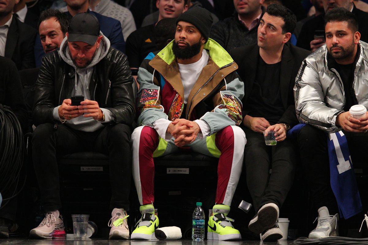 8bd01b85d09c Why the Indianapolis Colts should trade for Odell Beckham Jr ...