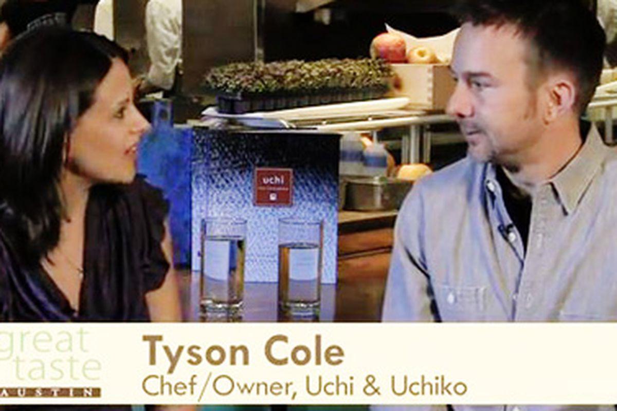 Ashleigh Bravo Interviews Tyson Cole