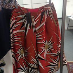 Harbison culotte, $75 (were $1,250)