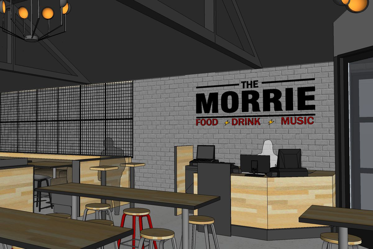 An interior design for The Morrie