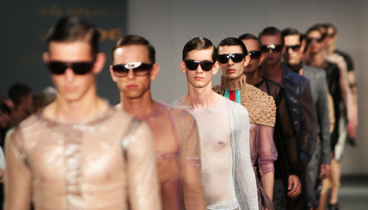 Is It True That Male Models Get No Respect? - Racked