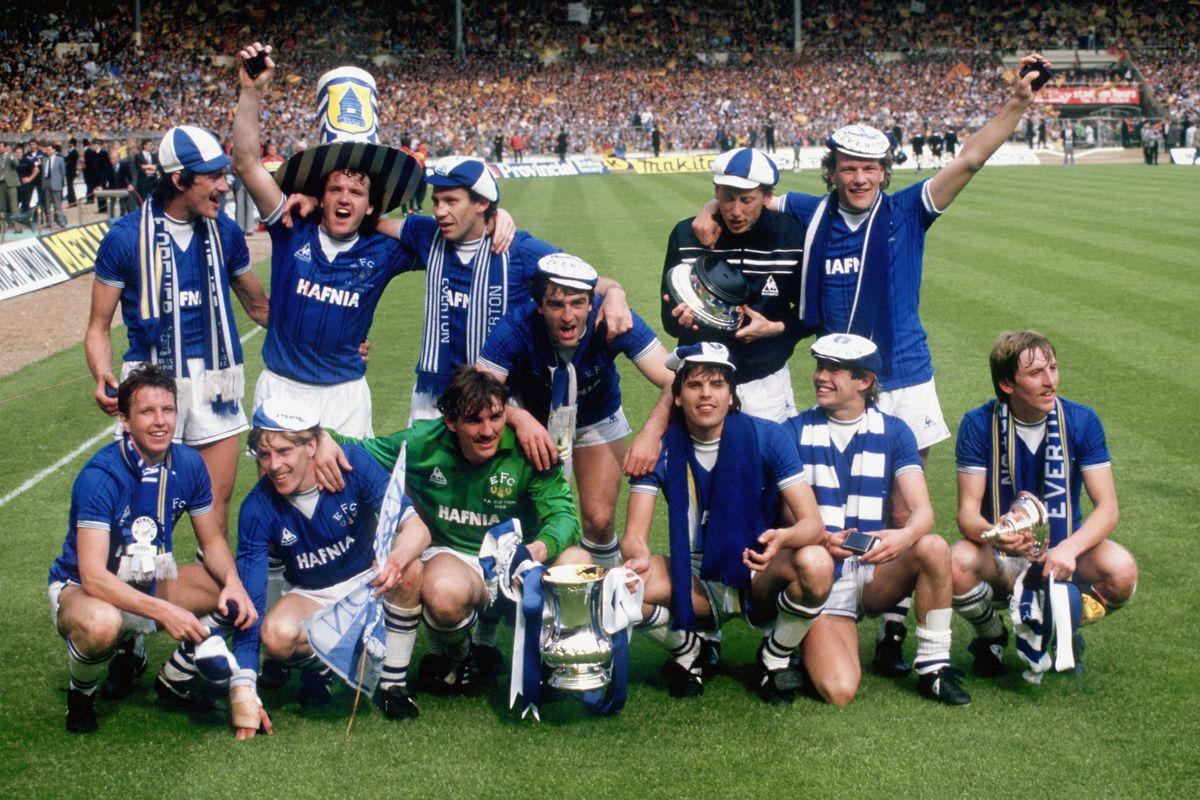 Soccer - FA Cup Final - Everton v Watford