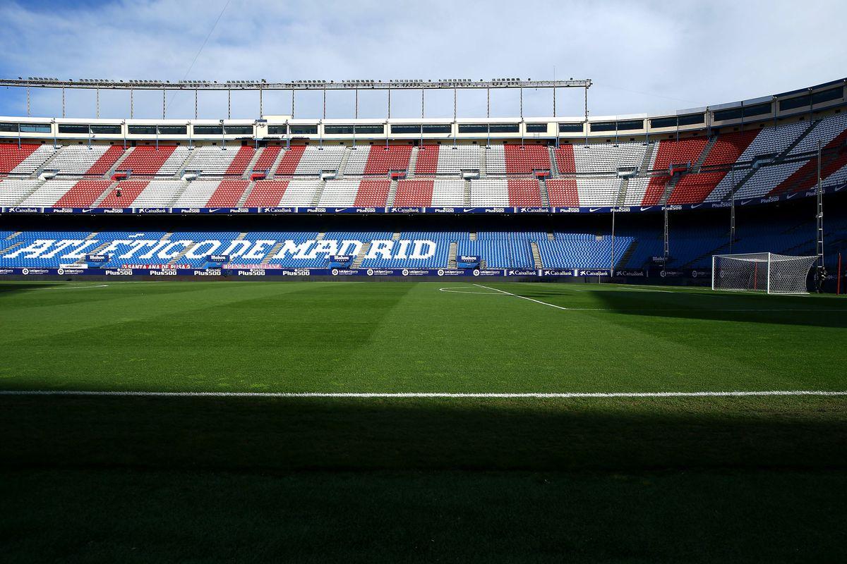Club Atletico de Madrid v UD Las Palmas - La Liga