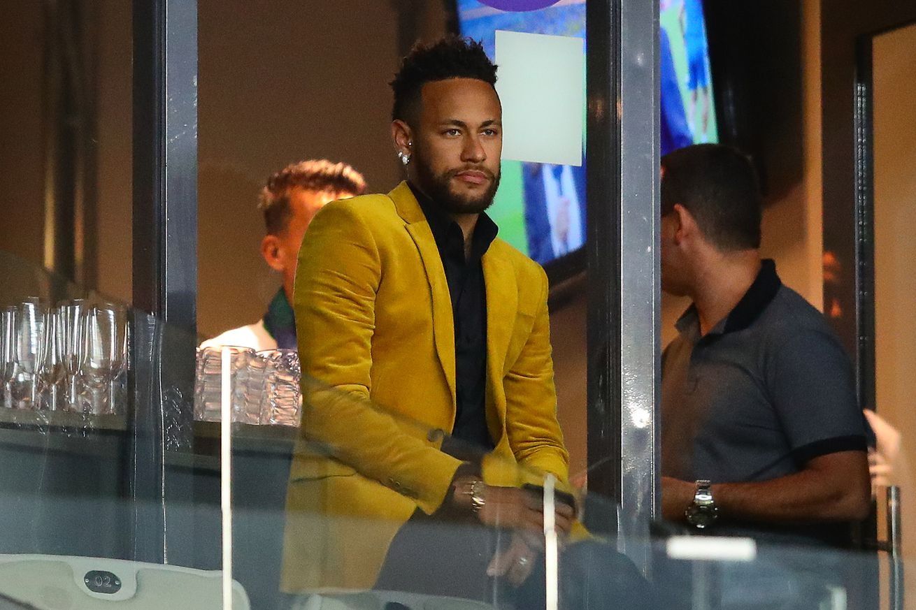 Neymar fails to turn up to PSG pre-season training