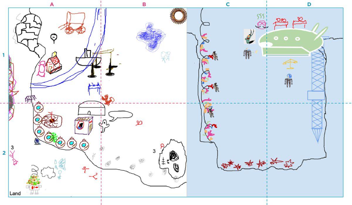 TAZ Ethersea Prologue Map 5