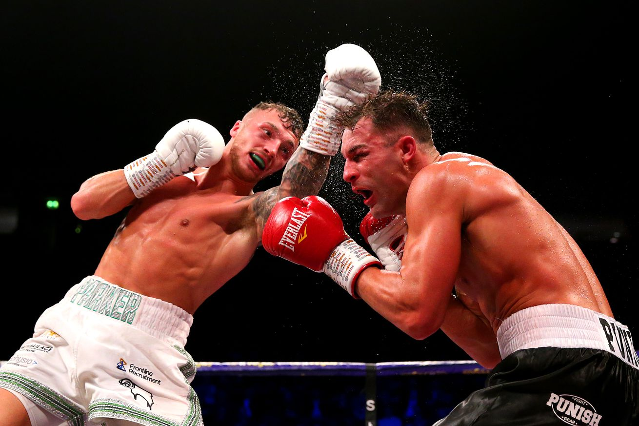 Boxing in Manchester
