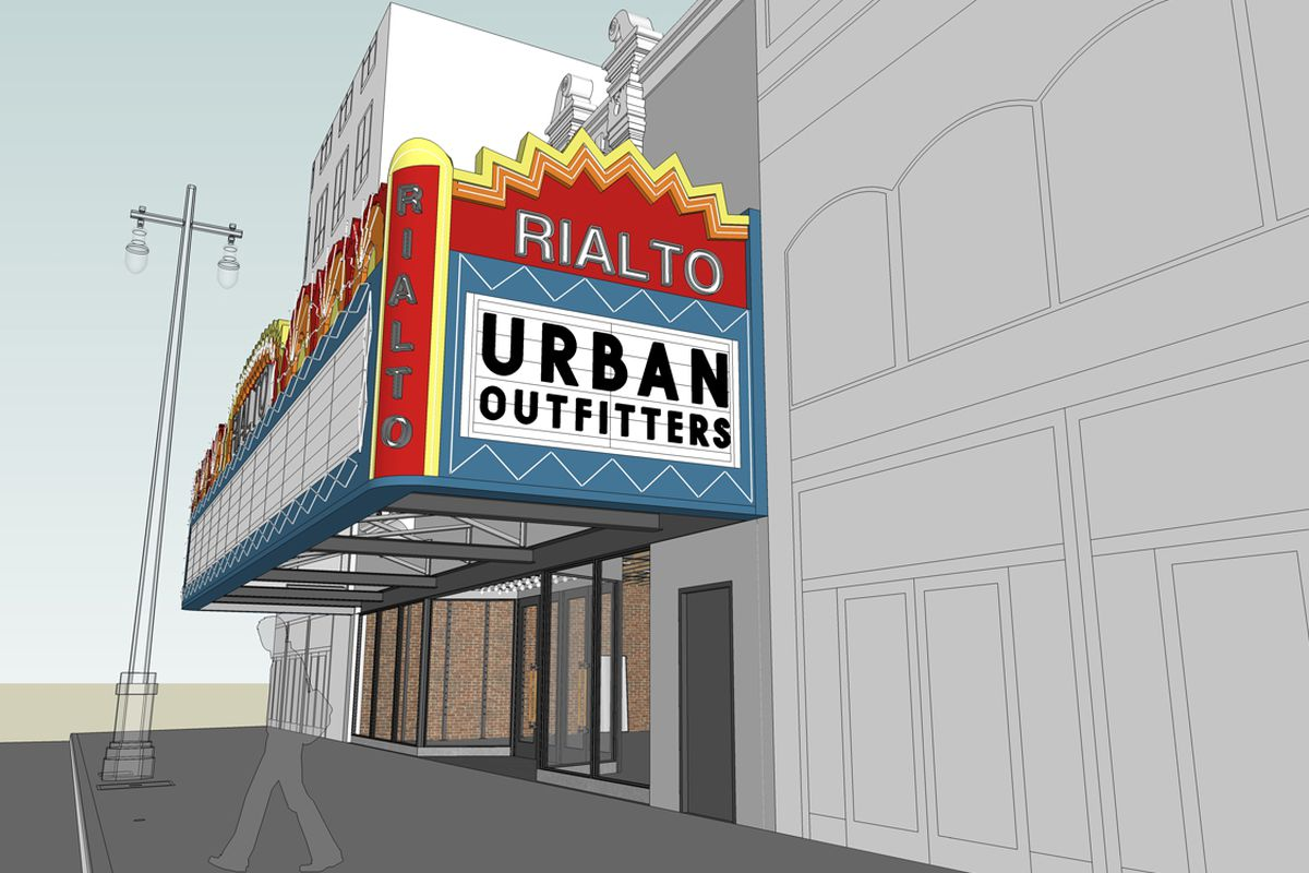 """Rendering via <a href=""""http://la.curbed.com/archives/2013/05/exclusive_urban_outfitters_rehabbing_dtlas_rialto_theater.php"""">Curbed LA</a>"""