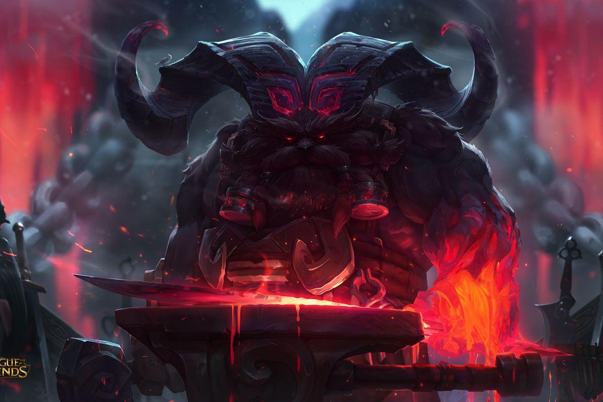 Ornn Guide Making The Most Of League S Big Builder The