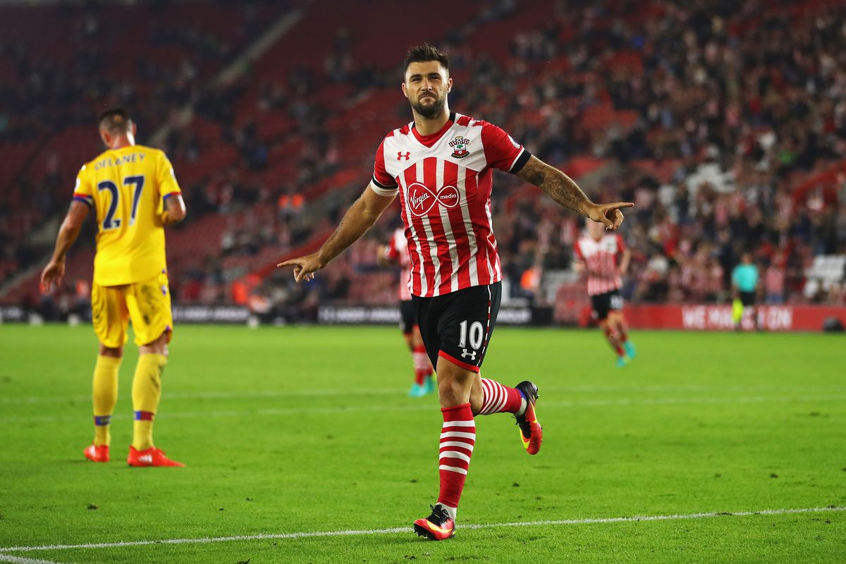 Southampton v Crystal Palace - EFL Cup Third Round