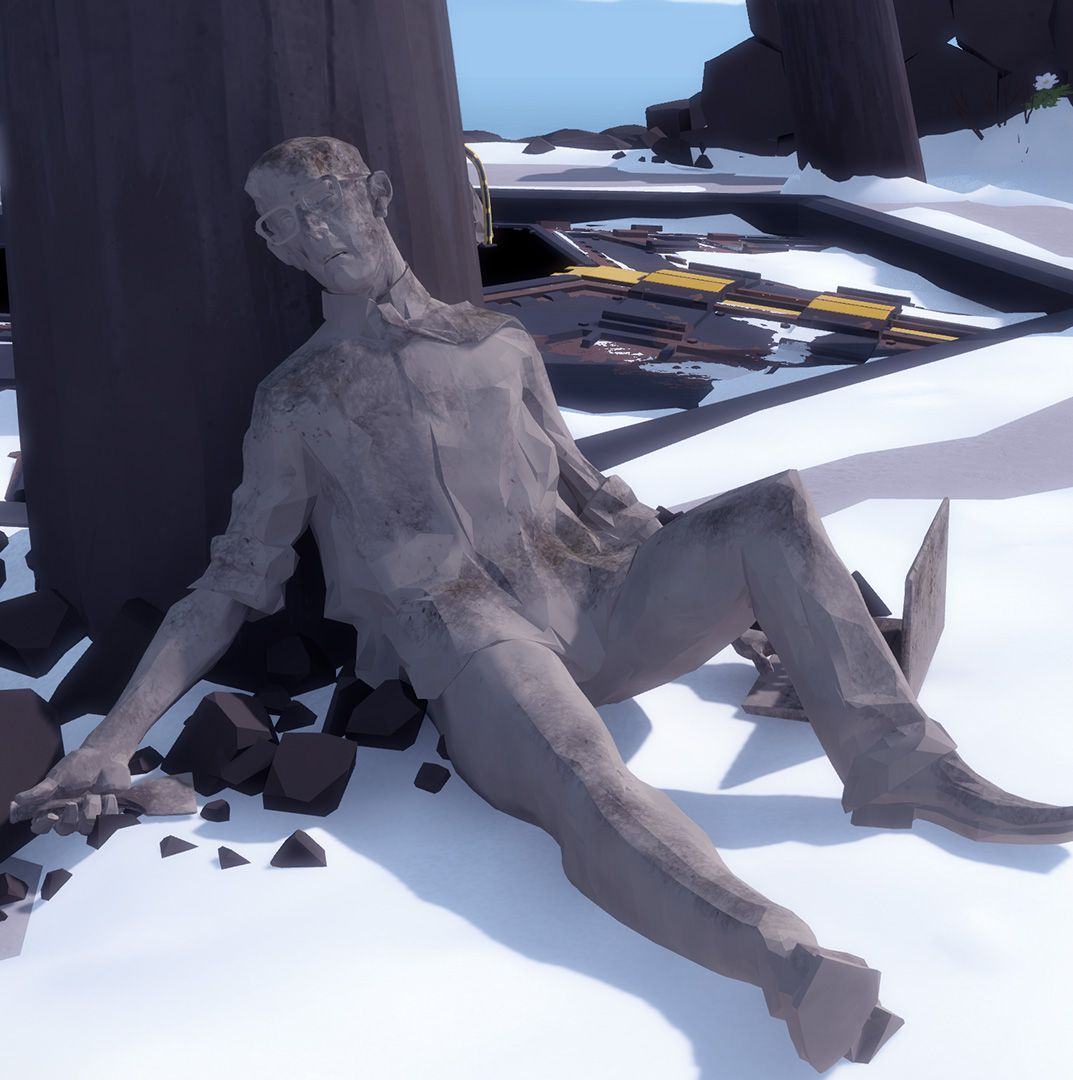 The Witness feature f 1080