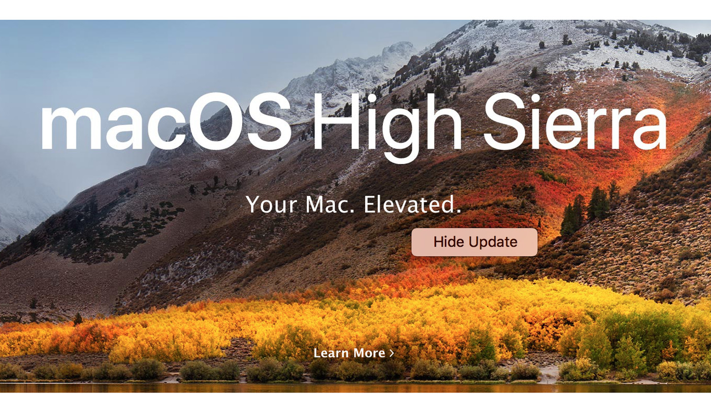 How to stop annoying high sierra upgrade prompts in macos the verge ccuart Images