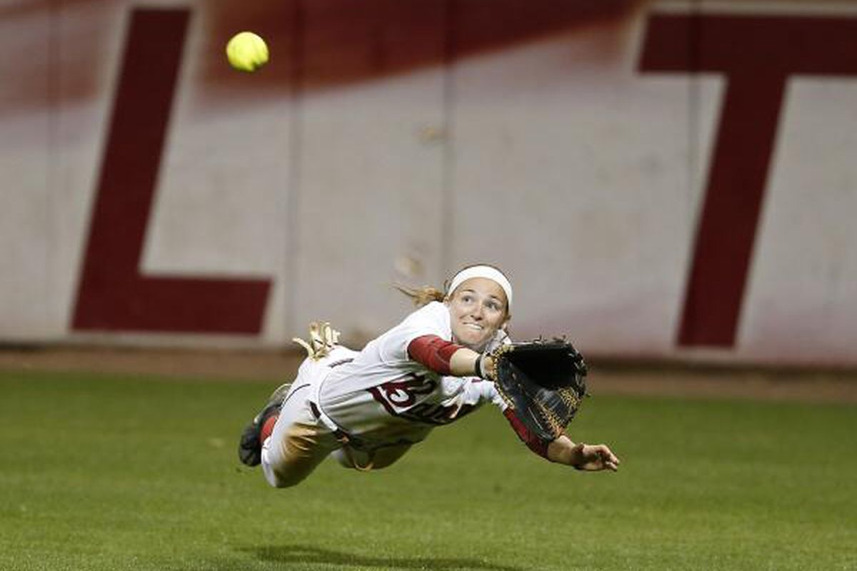 Haylie McCleney, one of many heroes from the weekend