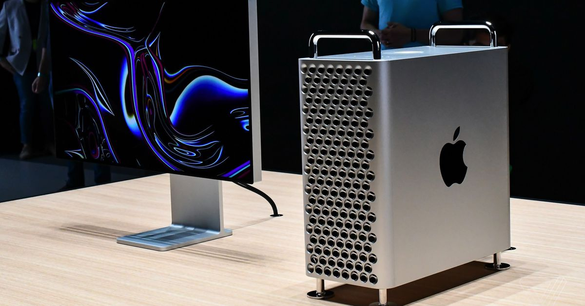 Apple's Mac Pro clears FCC, hinting at imminent launch