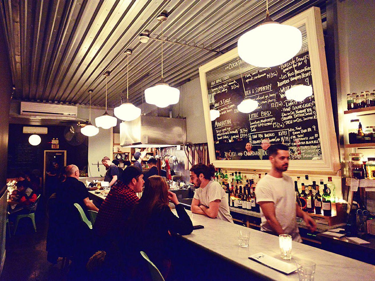 Groundbreaking Toronto Restaurant the Black Hoof Will Close This Summer