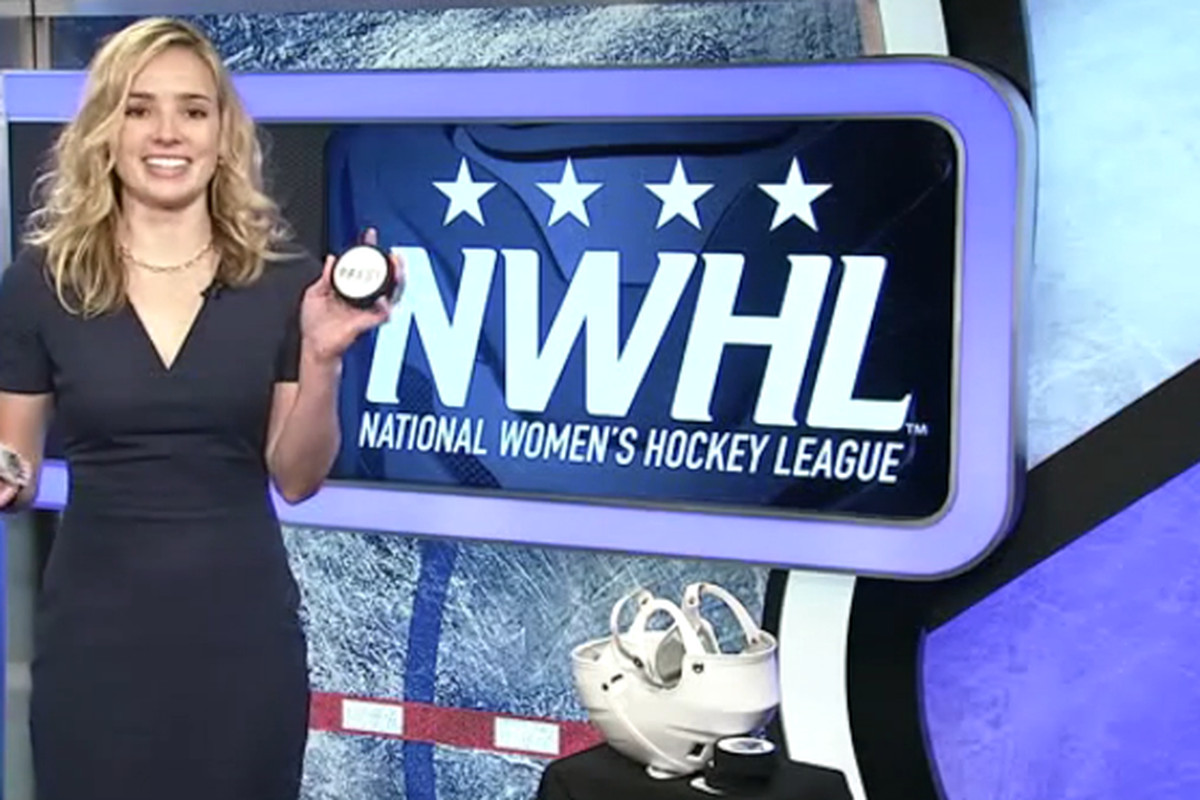 The Boston Pride will pick third in the NWHL entry draft