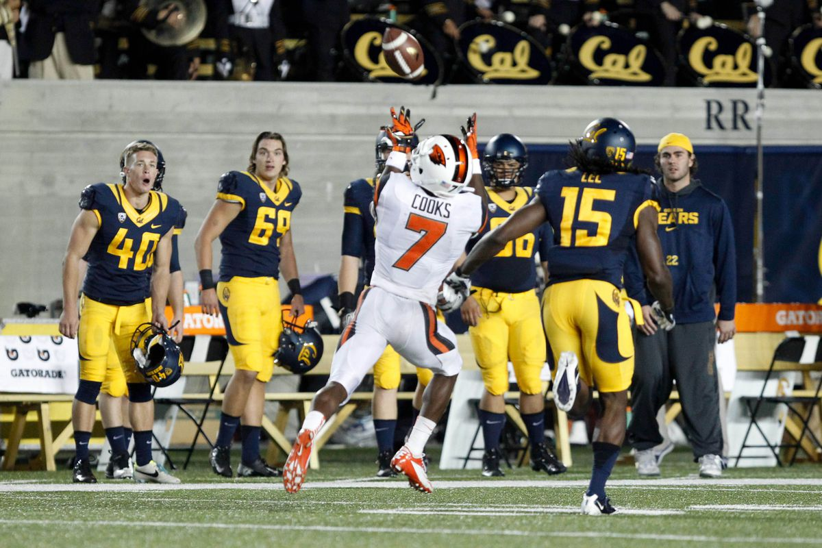 sneakers for cheap ed767 3f59d 2014 NFL Draft Profile: Oregon State wide receiver Brandin ...