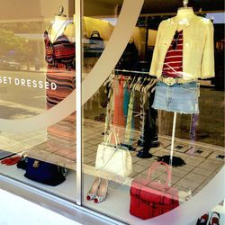"""Next, stroll across the street to luxe consignment shop <a href=""""http://www.getdressedla.com"""">Get Dressed</a> (1017 Swarthmore Ave), Pac Pal's most recent retail <a href=""""http://la.racked.com/archives/2014/06/12/score_luxe_for_less_at_new_consignment_shop"""