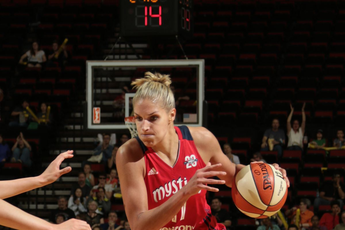Mystics beat Sky 82-67 in Delle Donne's return to Chicago