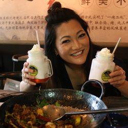 Ji at MCCB restaurant in Chinatown.   Brian Rich for the Sun-Times