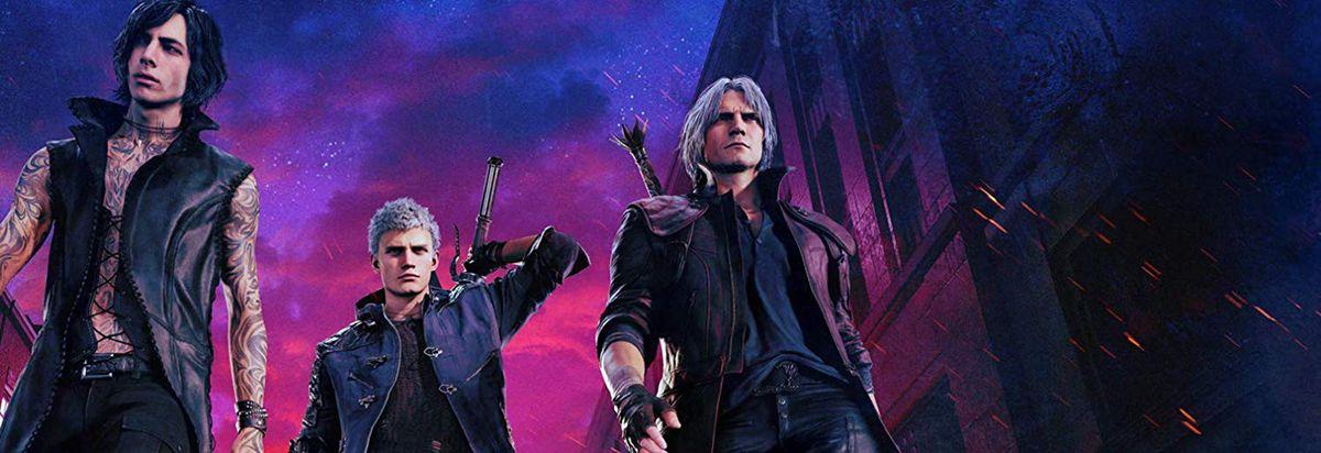 你应该买哪个版本的Devil May Cry 5?